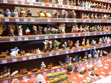 Crèches et santons de Noël