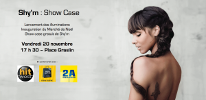 Show Case - Shy'm