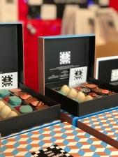 Artisan chocolatier sur le Marché