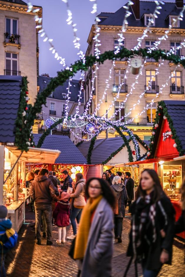 Flâneries de Noël Place Royale