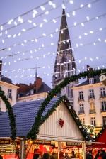 Lumière sur Nantes à Noël