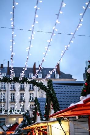 Nantes et ses petites lumières